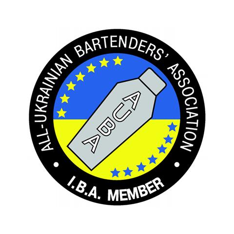 Всеукраїнська Асоціація Барменів лого
