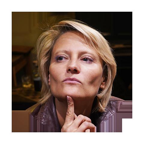Катерина Лавренова - голова спілки UCDA